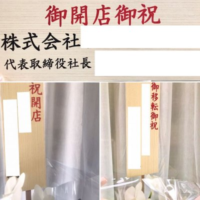 画像3: 胡蝶蘭(白)3本立  ※近隣への直接配達のみ