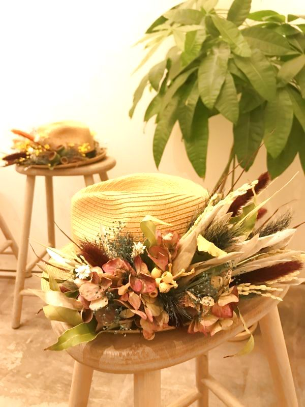 Botanical Hat