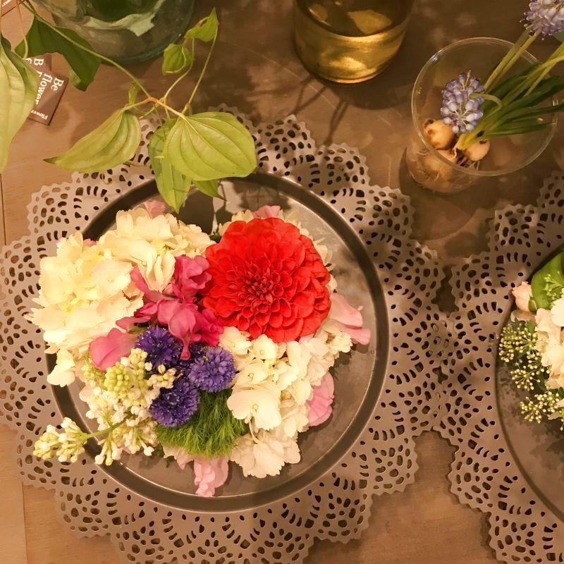 WORKSHOP   〜flower valentine〜