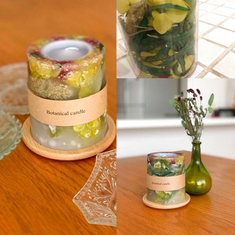 Lesson〜botanical candle〜